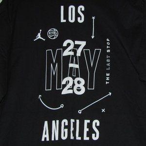 RARE Nike Air Jordan EYBL Weekend May 27-28 Shirt